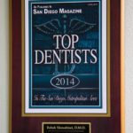 San Diego Top Dentist 2014