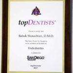 San Diego Top Dentist 2017
