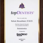 San Diego Top Dentist 2019